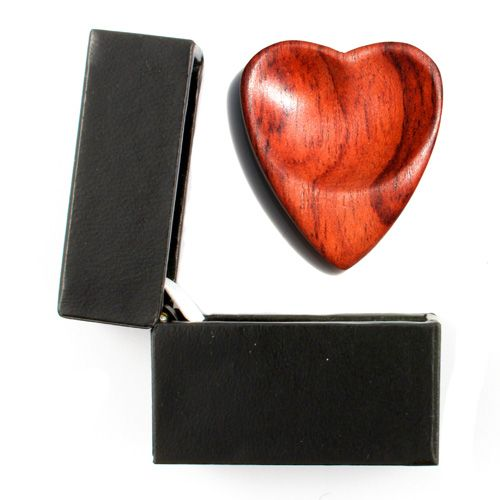 Heart Tones Padauk in a Gift Box